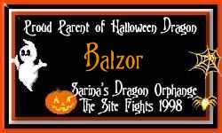 Darksbane Halloween Dragons